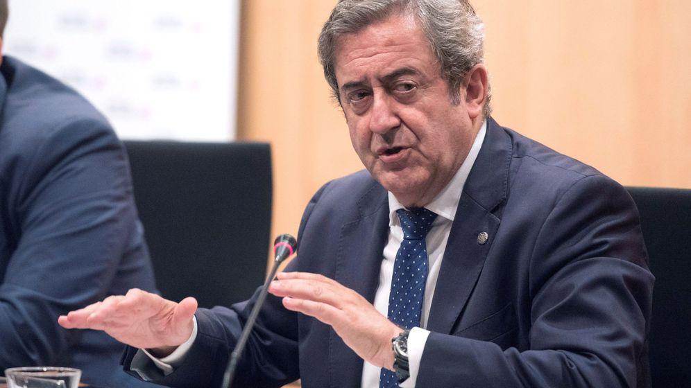 Foto: El fiscal de Tribunal Supremo Javier Zaragoza. (EFE)