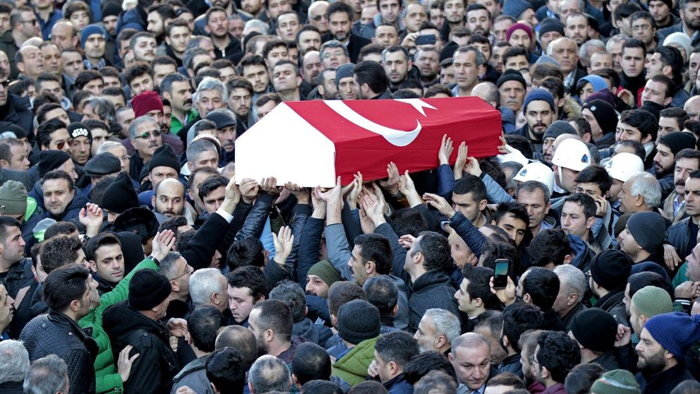 Cerco al sospechoso de Estambul: de Kirguistán y un asesino profesional