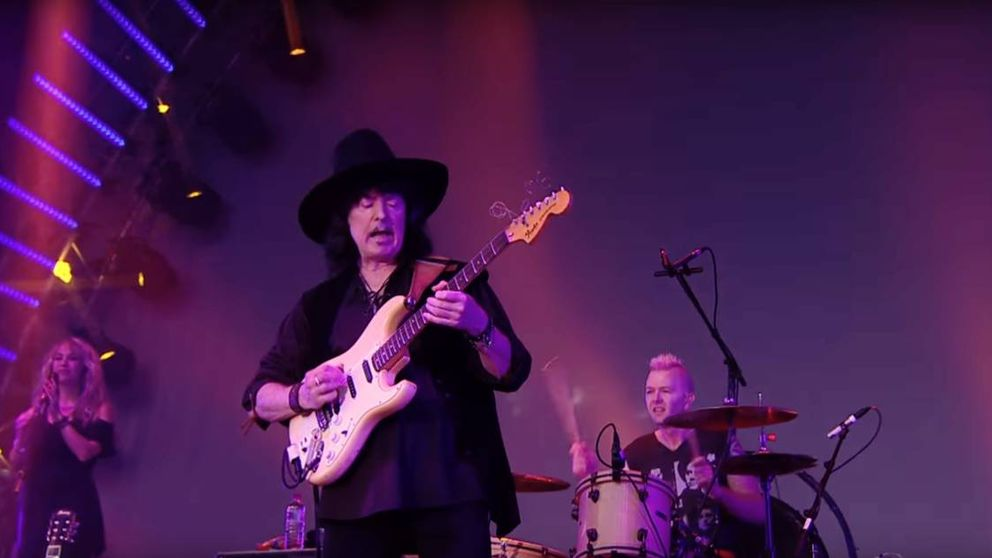 Ritchie Blackmore, el autor del 'Smoke on the Water': No volveré a escribir rock