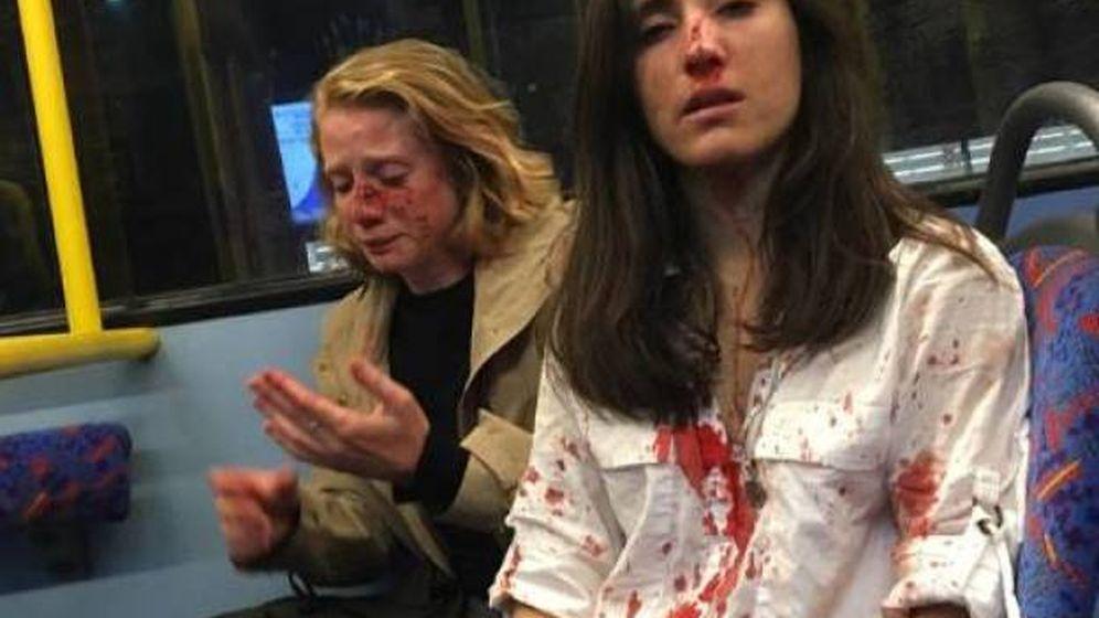 Foto: Imagen compartida por una de las víctimas. (Facebook)
