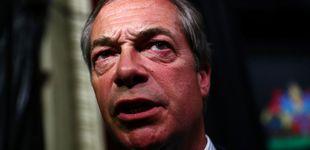 Post de El partido del Brexit arrasa en las elecciones europeas con Farage a la cabeza