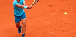 Post de Rafa Nadal en Roland Garros:  horario y dónde ver el partido contra Simone Bolelli