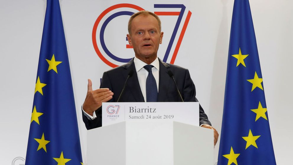 Tusk advierte de que las guerras comerciales pueden conducir a la recesión