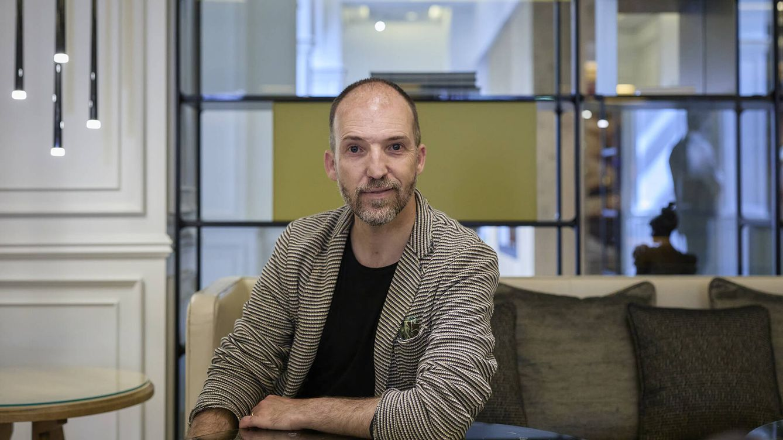 Foto: Entrevista a Roberto Siguero. (Jesús Hellín)