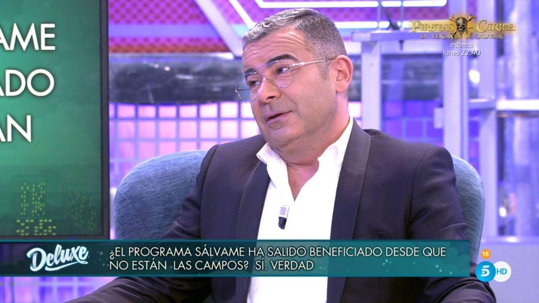 La puñalada de Jorge Javier Vázquez a Las Campos en 'Sábado Deluxe'