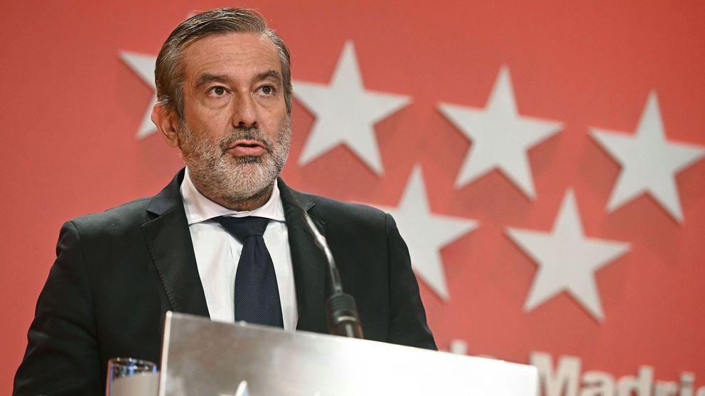 Enrique López envía su apoyo al juez del caso Dina ante el acoso de Podemos