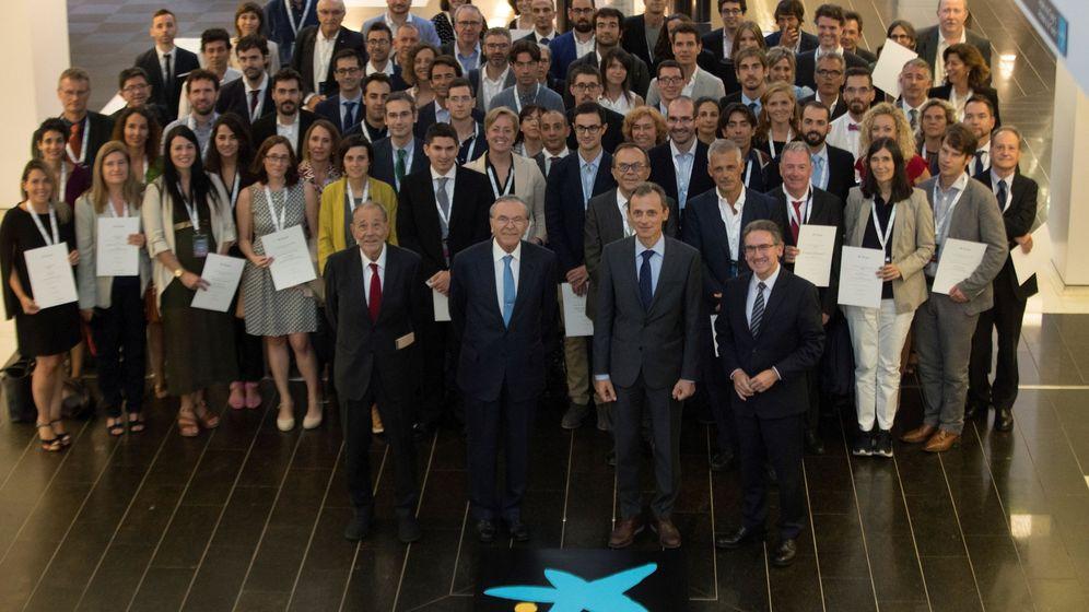 Foto: Acto de la Fundación. (EFE)