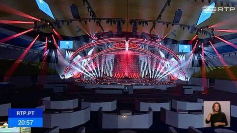 Avanzan las obras del escenario de Eurovisión 2018