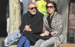 Ana Milán celebra los 41 en Londres junto a Guillén Cuervo