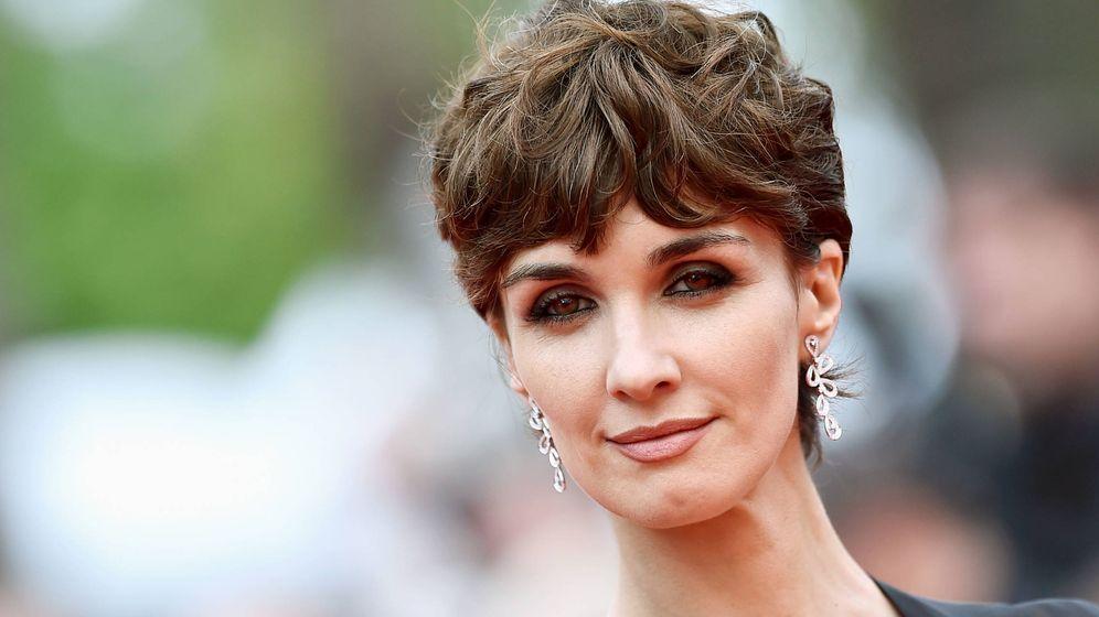 Foto: La actriz Paz Vega, radiante a los 42 años. (Getty Images)