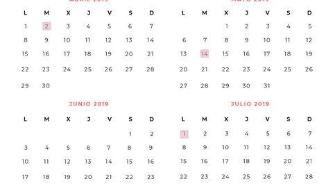 Calendario de la declaración de la renta: borrador, cita previa... las fechas clave