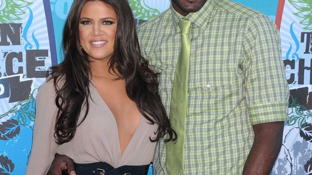 Khloé Kardashian cancela su divorcio de Lamar Odom