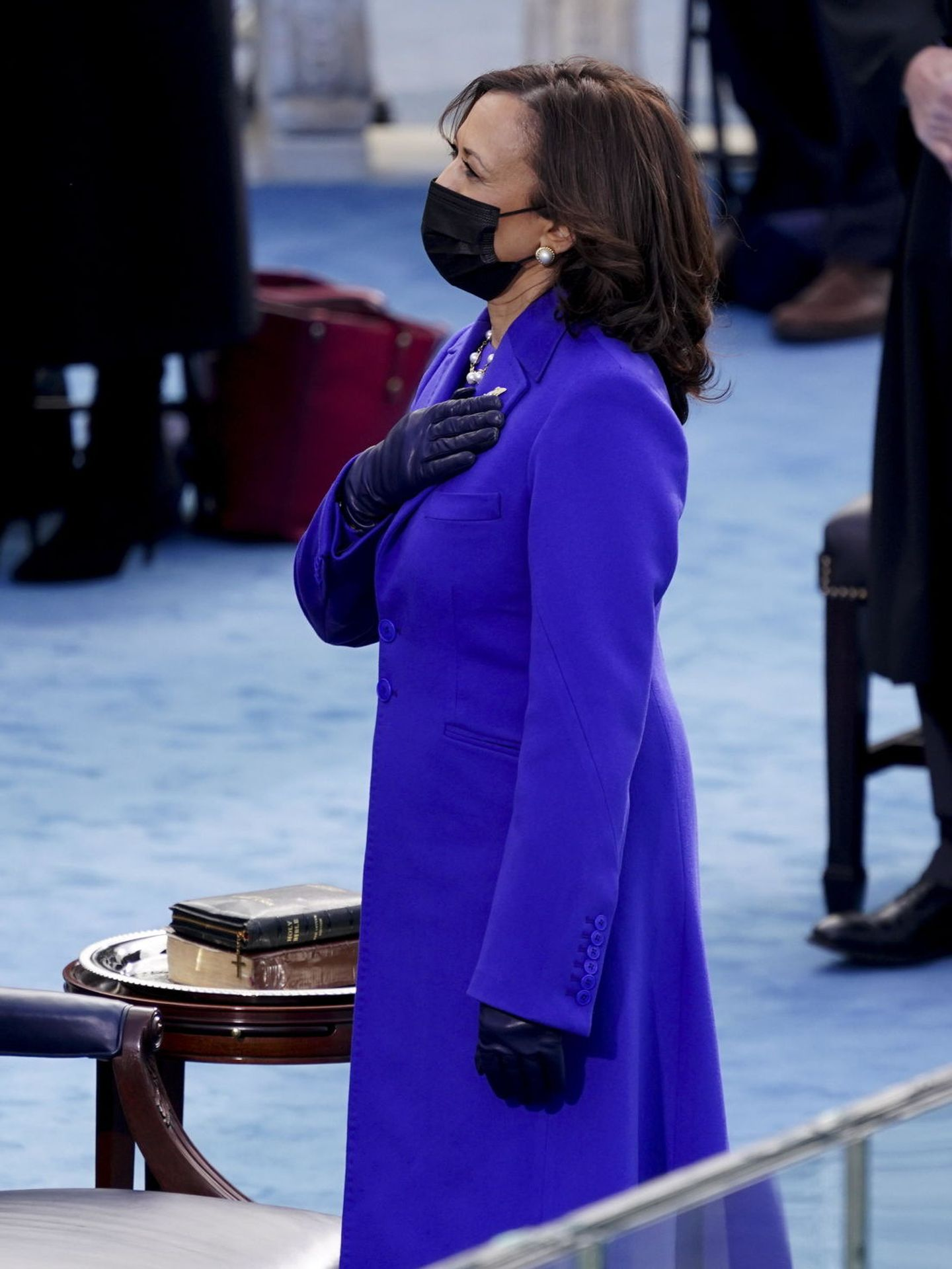Kamala Harris. (Reuters)