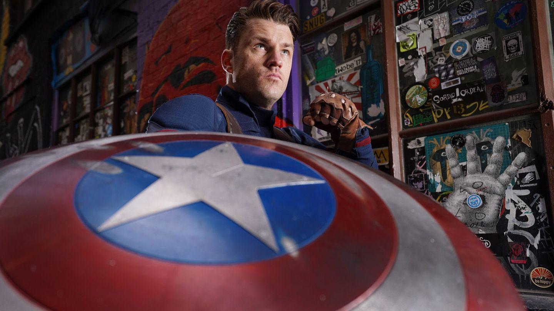 Dentro de nada, todos Capitán América