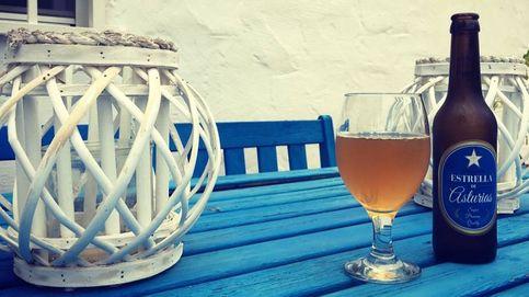 Solo la cerveza 'Estrella Asturias' gana la ofensiva de 'Estrella Galicia' por la marca