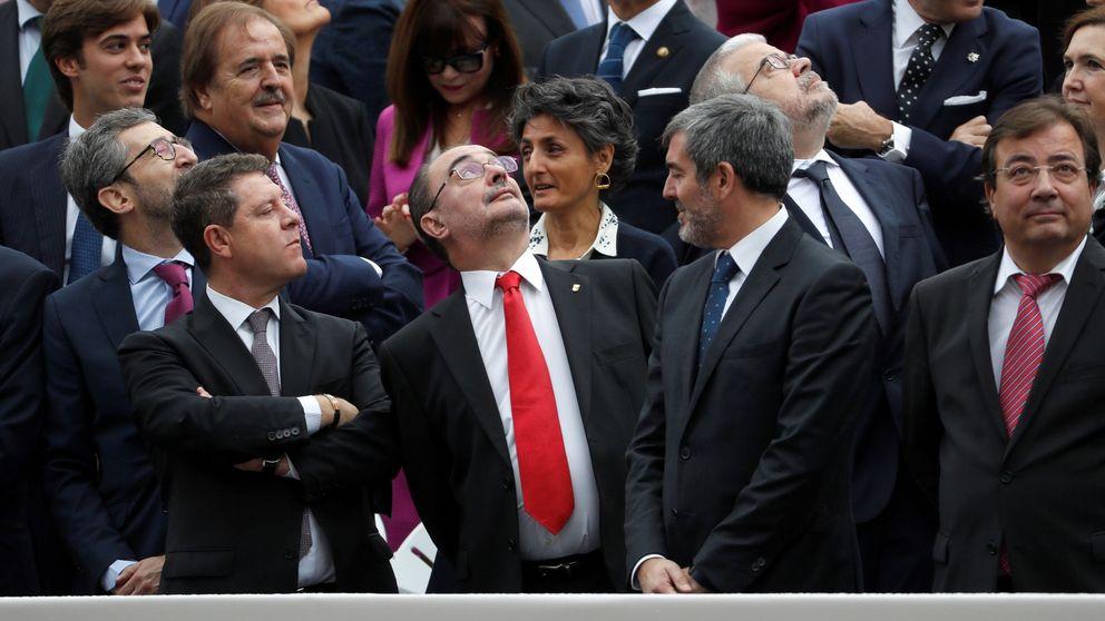 Los barones del PSOE necesitan mejorar los resultados de Sánchez para repetir