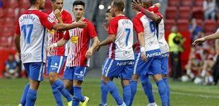 Post de Sporting - Girona: resumen, resultado y estadísticas del partido de LaLiga SmartBank