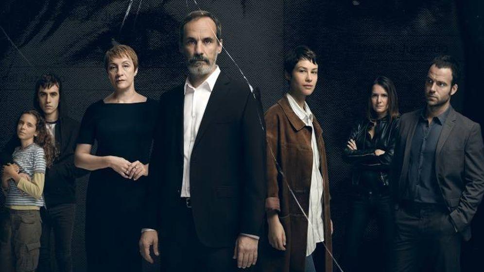 Foto: Los protagonistas de 'Sé quién eres'