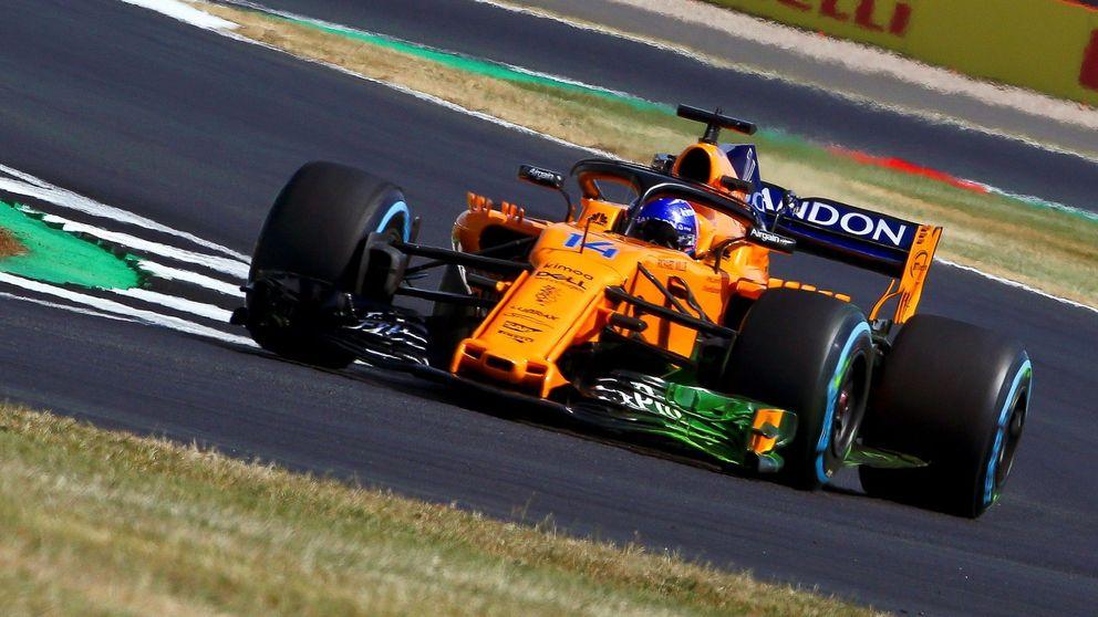 Alonso y el pique con Magnussen: Le perdonan como en el fútbol