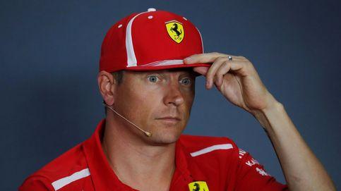 Kimi Raikkonen deja Ferrari y firma por Sauber hasta 2020