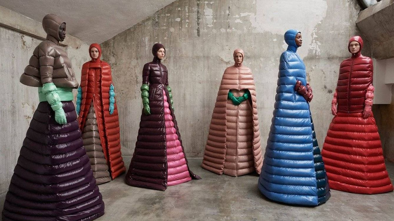La moda edredón es la tendencia insospechada de la temporada