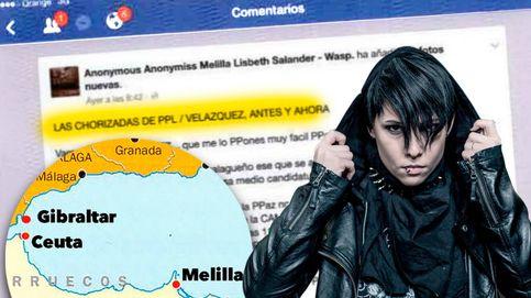 Cazando a Lisbeth Salander en Melilla: cinco años de intrigas y siete vidas rotas