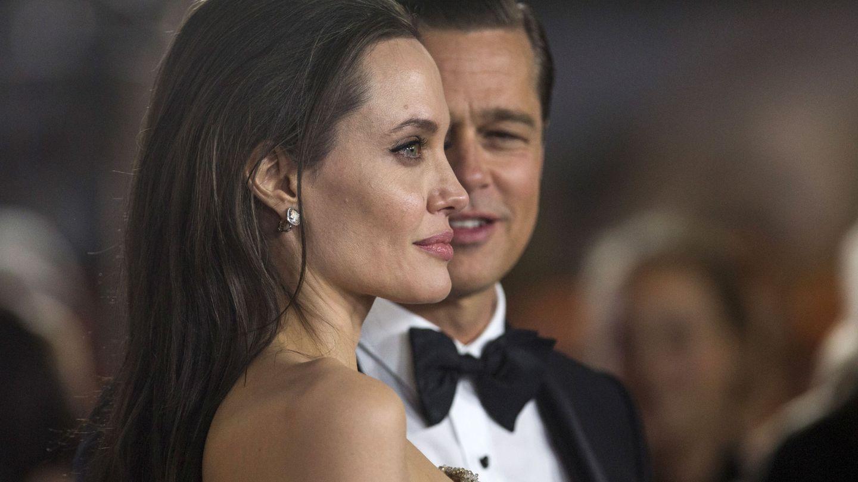 Brad Pitt y Angelina Jolie. (Reuters)