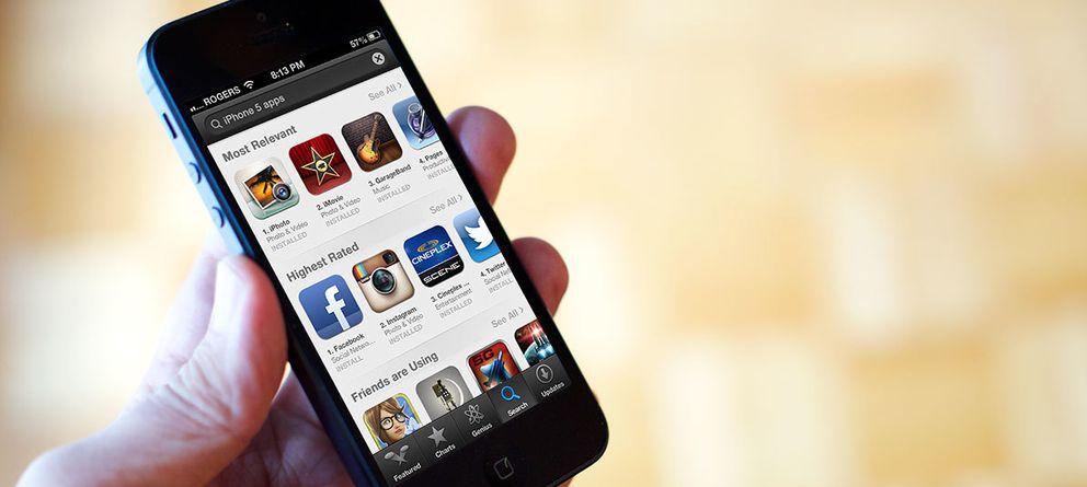 Foto: El negocio de manipular las valoraciones de 'apps': un fraude muy lucrativo