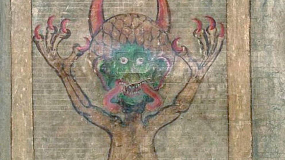 La oscura leyenda de la Biblia del Diablo que se puede ver en Estocolmo
