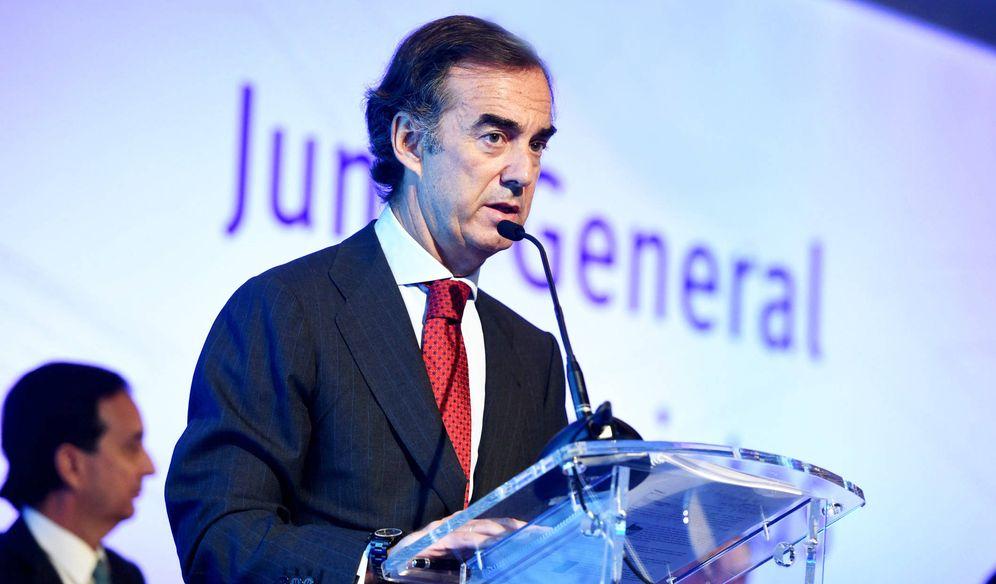 Foto: El presidente de OHL, Juan Villar-Mir de fuentes. (EFE)