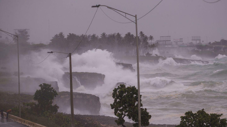 Los fenómenos extremos como los huracanes también provocarán  migración climática según aumente su intensidad. (EFE)