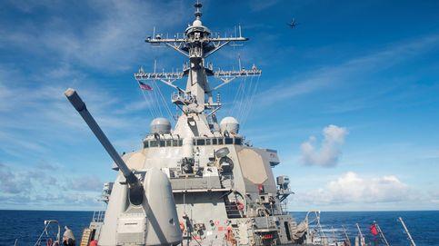 Pekín expulsa a un destructor de EEUU sin autorización en el mar de China Meridional