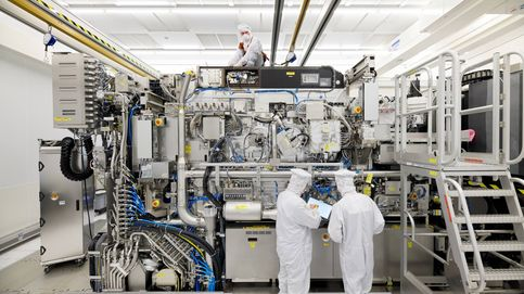 Esta desconocida máquina decidirá la guerra de los microchips (y China no puede copiarla)