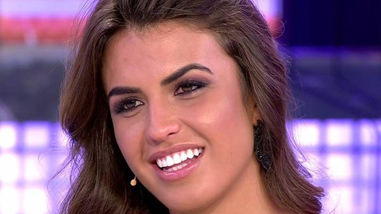 Sofía Suescun, en 'Sábado Deluxe'. (Mediaset).