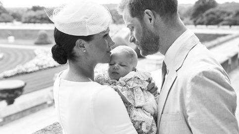 Una baja de cuatro meses: las diferencias de Harry y Meghan Markle con el nacimiento de Lili
