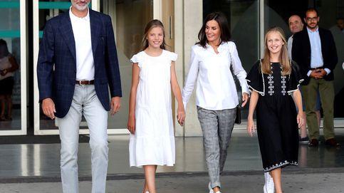 El plan (casi) secreto de Letizia y Felipe con sus hijas: en el concierto de Ara Malikian