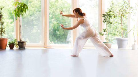 Los ejercicios del taichí que pueden ayudarte a perder peso