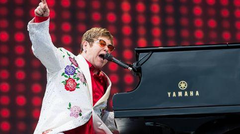 Elton John deja un concierto en directo y preocupa su salud