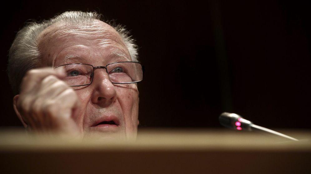 Foto: Fotografía de archivo del expresidente de la Comisión Europea Jacques Delors. (EFE)