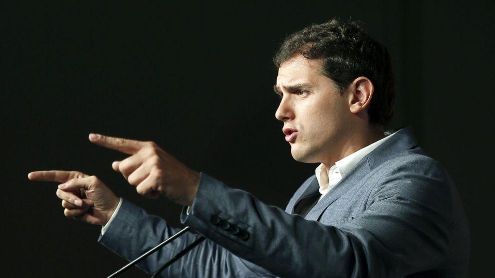 Rivera tras ser acusado de chantaje por el PP: No es obligatorio pactar con Ciudadanos