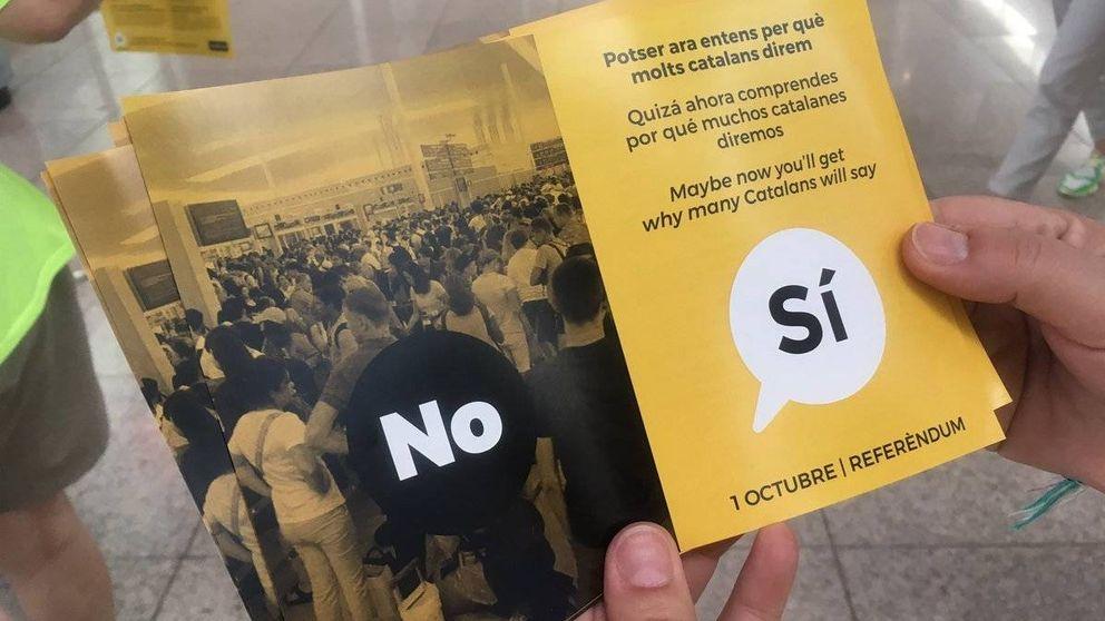 La ANC irrumpe en el conflicto de El Prat  para defender la independencia