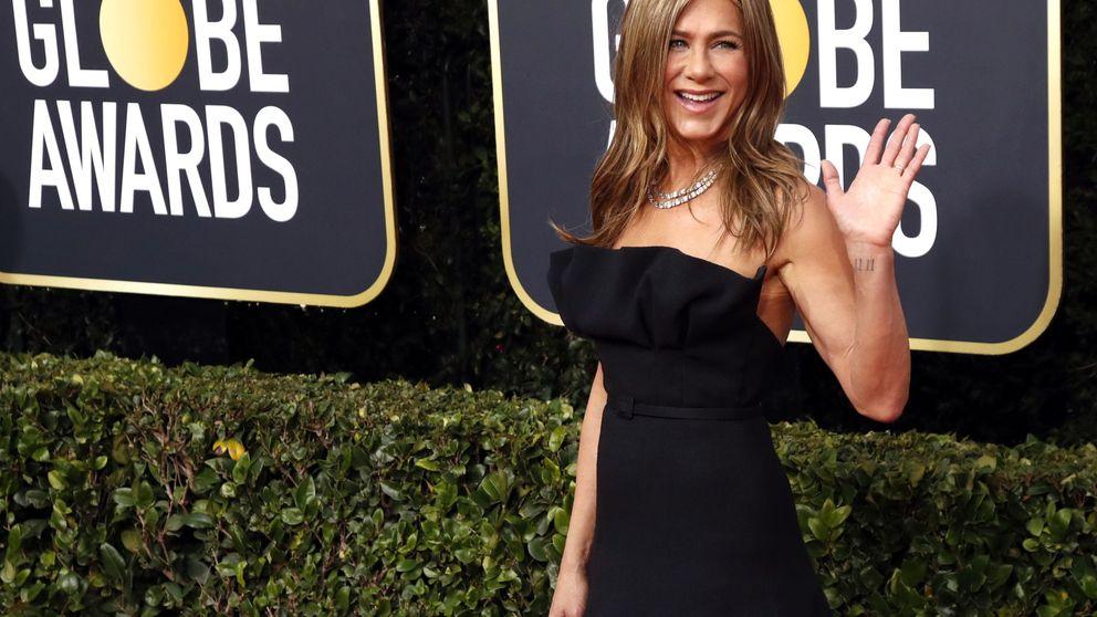 Jennifer Aniston y Brad Pitt en los Globos de Oro: el reencuentro más esperado