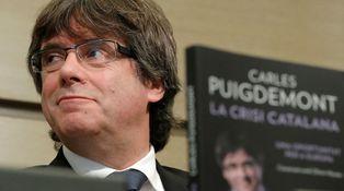 Cataluña se mueve, Puigdemont baja