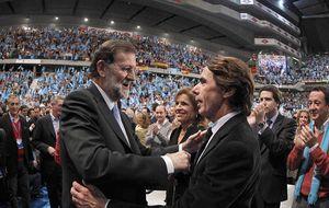 Génova llama a Aznar y recuerda  a las víctimas ante el 24-M