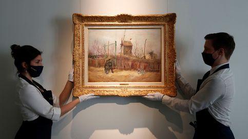 Revelan un misterioso cuadro inédito de Van Gogh en París