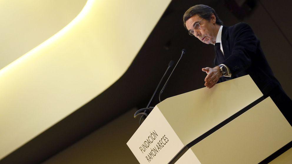 La insoportable memoria selectiva de Aznar