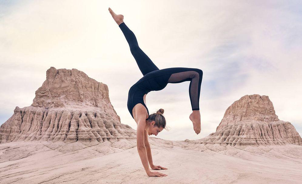 Foto: El yoga te hará ver la vida de otra manera. (Foto: H&M)