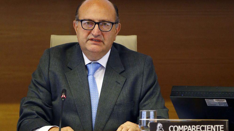 Foto: El presidente del Tribunal de Cuentas, Ramón Álvarez de Miranda.