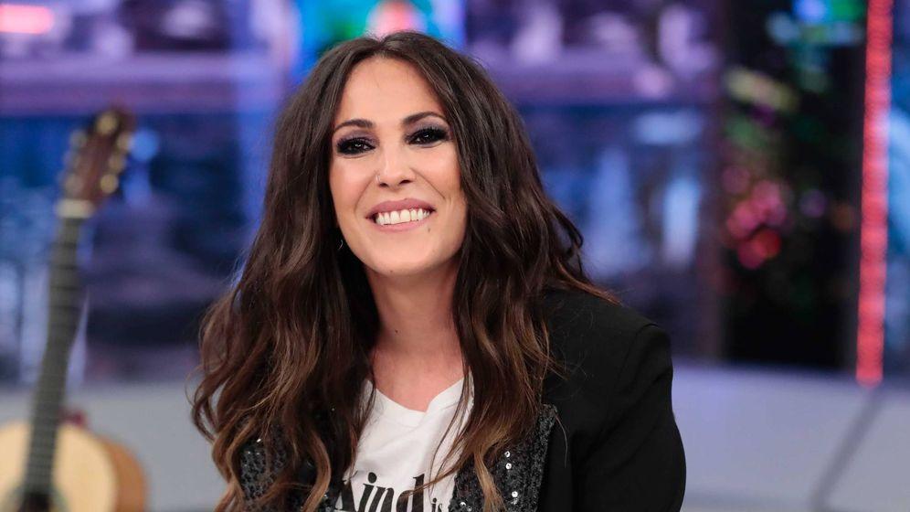 Foto: Malú, feliz. (Antena 3)
