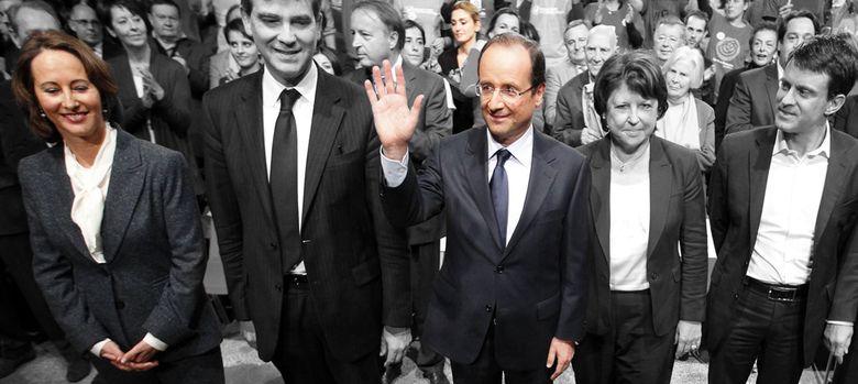 Noticias de Francia: El cuarto poder, en la cama de Hollande